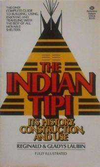 Indian Tipi by Laubin