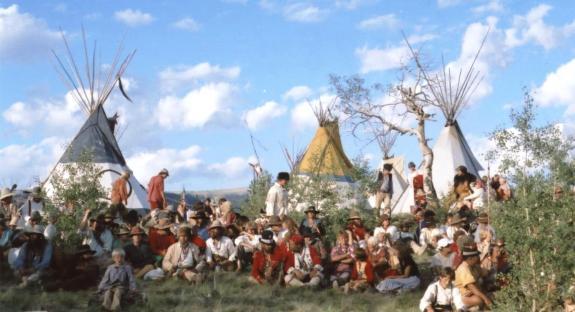 RDV colorful camp 1984