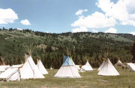 RDV LaVeta CO camp