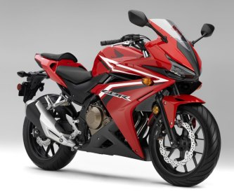 Crotch Rocket red