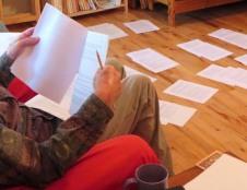 Good Retreat sorting papers