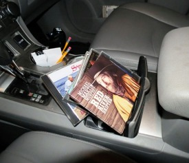 CDs in car 2017
