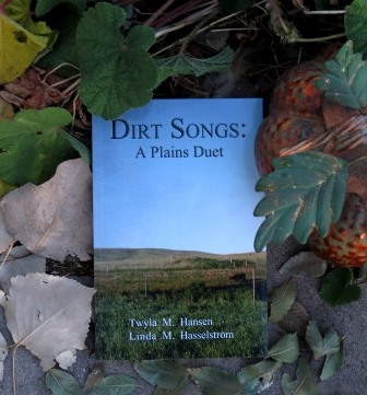 Dirt Songs with autumn leaves