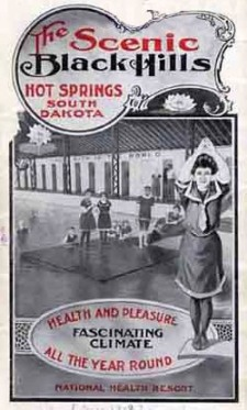 Evans Plunge old advert