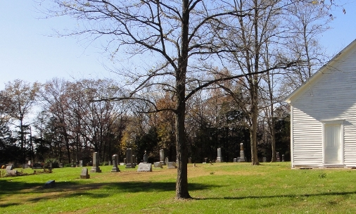 Locust Grove Baptist Cemetery photo found online