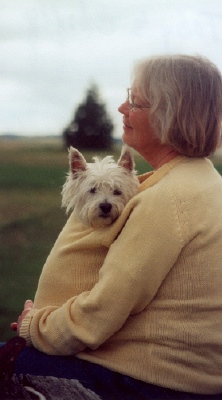 LMH with toby in sweater 2009 - small copy for blog