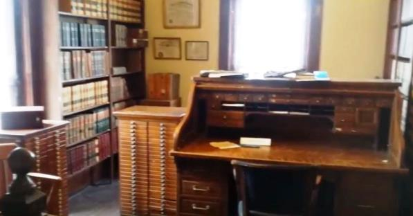 Judges private chamber