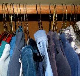 Overloaded Closet