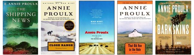 Proulx books