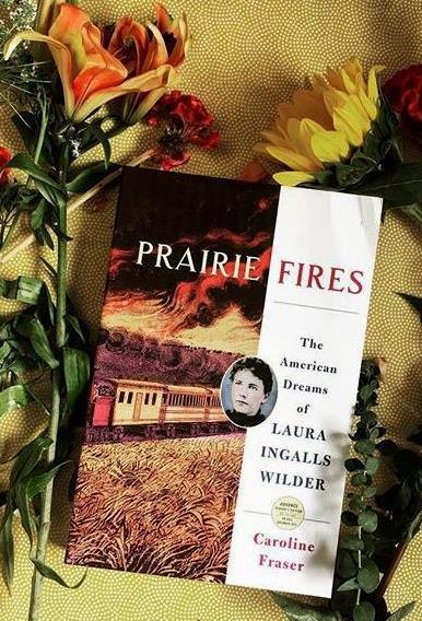 book Prairie Fires Caroline Fraser from author website
