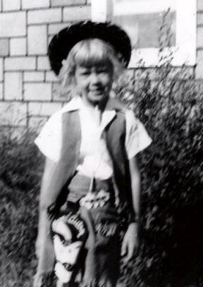 Clothes - after school cowboy 1950