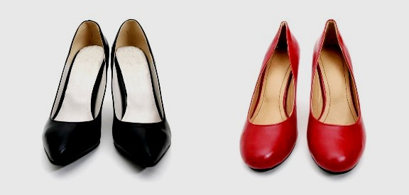 clothes - high heeled shoes