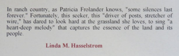 Blurb Grassland Genealogy