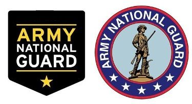 Golden Coyote - Army National Guard logos
