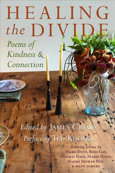 Book Healing the Divide anthology of poems